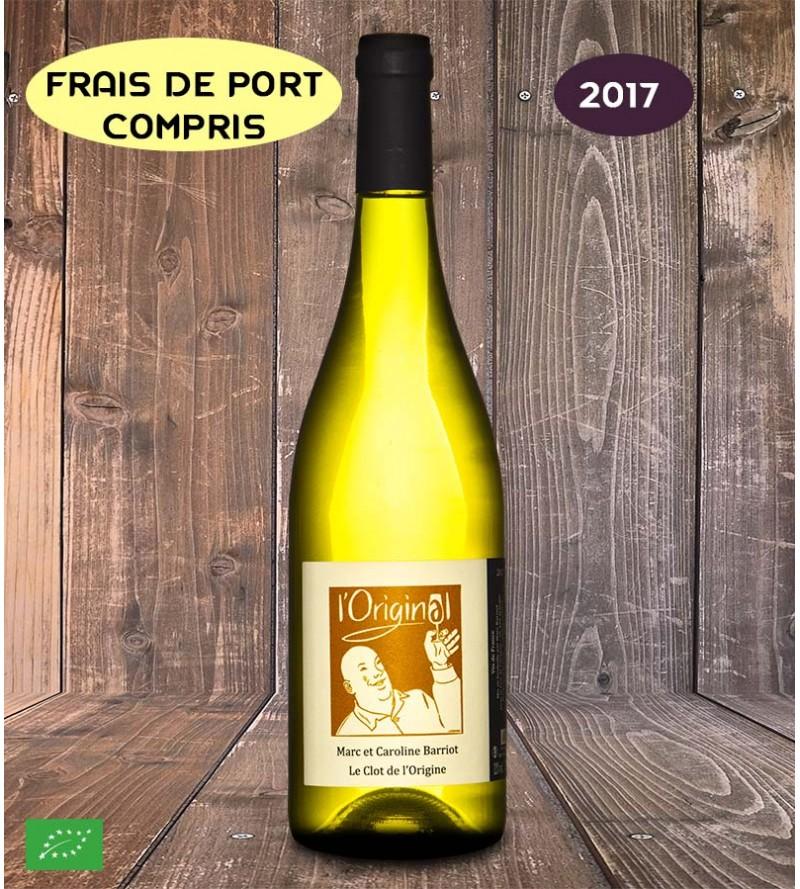 L'Original 75 cl Millésime 2017 - Clot de l'Origine - Marc et Caroline BARRIOT Maury