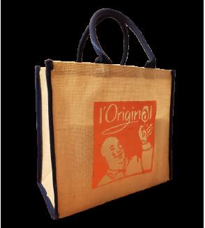 Tote Bag l'Original Clot de l'Origine - Clot de l'Origine - Marc et Caroline BARRIOT Maury