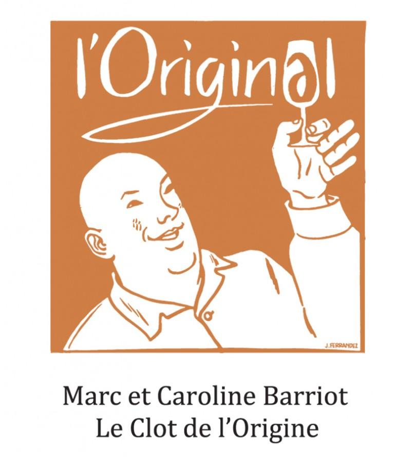 L'Original - Clot de l'Origine - Marc et Caroline BARRIOT Maury