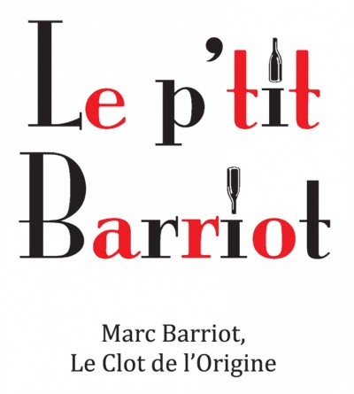 Le p'tit Barriot rouge - Clot de l'Origine - Marc et Caroline BARRIOT Maury