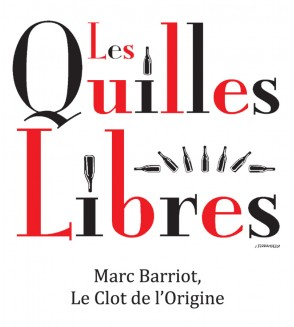 Les Quilles Libres rouge - Clot de l'Origine - Marc et Caroline BARRIOT Maury